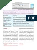 Asian Pacific Journal of Tropical Biomedicine Volume 5 Issue 1 2015 [Doi 10.1016_s2221-1691(15)30173-8] Sharma, Rohit; Amin, Hetal; Gal
