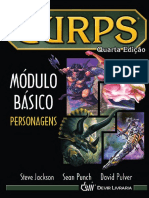 GURPS 4E - Módulo Básico - Personagens - Biblioteca Élfica.pdf