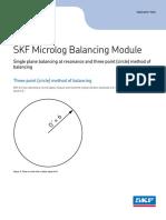 CM3140 en Balancing Module-Three Point Circle Method