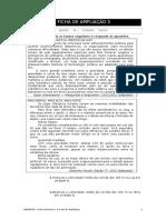 Fichas de trabalho FQ9_3
