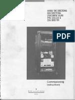 113599649 cdg cdd cdg series trip pdf rh es scribd com Box Type Relay Refrigeration Refrigerator Compressor Start Relay Diagram