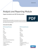 CM3136 en Analysis and Reporting Module