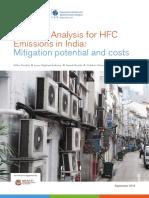 CEEW IIASA - Scenario analysis for HFC emissions in India26Sep2016-1.pdf