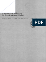 Seismic Report