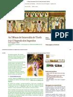 As Tábuas de Esmeralda de Thoth (15)_ O Segredo Dos Segredos