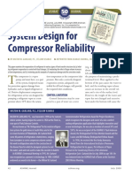 System Design for Compressor