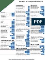 200 Atajos de Excel Para Windows 1 2