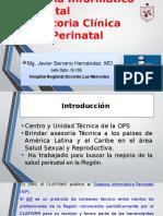 Tema 1 - Historia Clinica - Sip