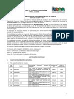 Edital Retificado CP 002-2016