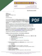 Carta de Presentacion Ag Logistica