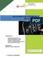 Guia - Integracion Definida y Aplicaciones