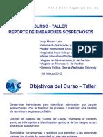 JML - Reporte de Actividades Sospechosas