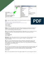 Drivetest Parameters.docx