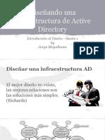 DAD-01-Diseñando Una Infraestructura de AD - Presentaciones de Google