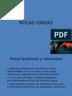 Rocas Igneas2016