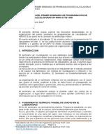 Informe de Lab. PI911B Final