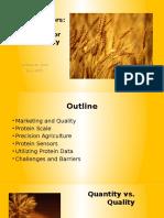 protein monitor presentation