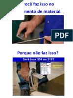 Folheto Xl3t Pmi Recebimento de Material a5