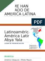 01 América Latina o Latinoamerica