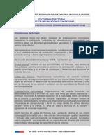 Ris Multisectorial Org Com Organizaciones Comunitarias 2015