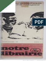 007 -- Bulletin pour les Bibliothèques d'Afrique et de Madagascar.pdf