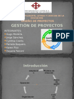 Gestión de Proyectos Grupo 3