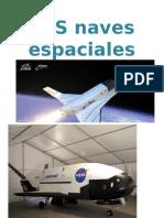 Las Naves Espaciales.