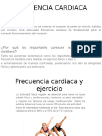 Frecuencia Cardiaca y Corazon