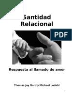 Santidad Relacional - Edicion Final