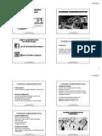 Ficha direito administrativo