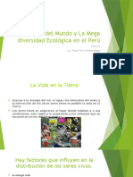 Biomas Del Mundo y La Mega Diversidad Ecológica