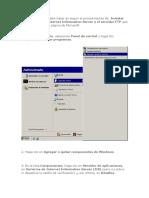 Ftp Windows Server 2003