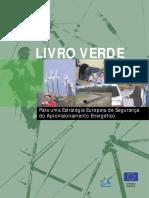 Estratégia Europeia de Segurança  do Aprovisionamento Energético