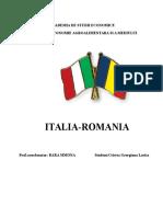 Romania Italia