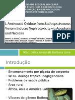 Apresentação Artigo Tópicos Em Toxicologia