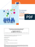 European energy consumers' rights