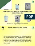 Curso Basico de Manejo de Transformadores de Distribucion Tlaxcala_09