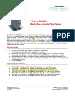 Cybercom TRENDnetTFC110