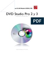 Manual Dvd Studio Pro 3