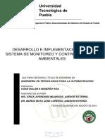 Adquisicion de Datos Ambientales