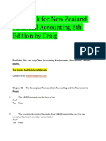 Test Bank for New Zealand Financial Accounting 6th Edition by Craig.docx