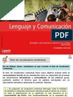 Clase 7 Estrategias Para Interpretar Un Témino en Un Contexto Determinado Vocabulario Contextual 2016 CES