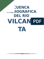 Cuenca Hidrologica Del Rio Vilcanota.