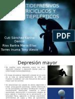 Antidepresivos Tricíclicos y Antiepilépticos