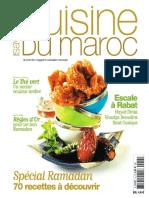 MAGAZINE Saveurs Et Cuisine Du Maroc - N13 2007 Special Ramadan