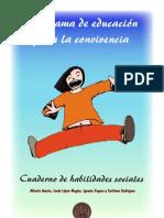 Programa de educación para la convivencia_Universidad de Granada