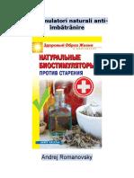 biostimulatori naturali