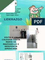 Diapositivas Finales de Liderazgo