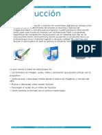 Multimedia en Constructor Bueno