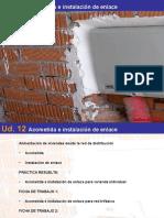 Instalacion Electrica BT 12-Acometida-Enlace